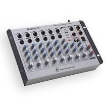 Mesa Ll Áudio - Nanomix Na 902r 9 Canais Usb