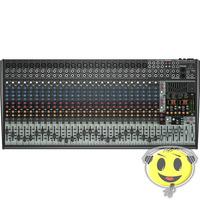 Mesa Som Behringer Eurodesk Sx3242fx Mixer Oferta Kadu Som