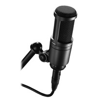 At2020 Microfone Condensador At 2020 Audio-technica Original