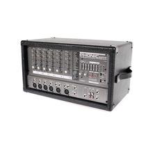 Frete Grátis Phonic Powerpod 620p Mixer Amplificado Cabeçot
