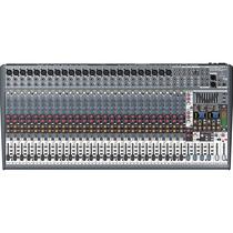 Mesa De Som Behringer Sx3242fx 32 Inputs 4 Bus-mixer 1323