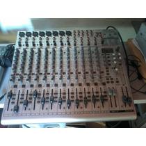 Mesa De Som Behringer Eurorack Ub2222fx Pro