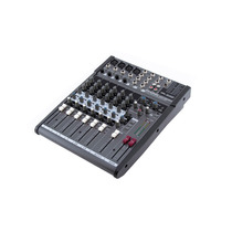 Promoção! Phonic Am 1204fx Mixer Mesa 8 Canais C/ Efeitos