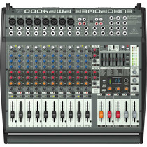 Mesa De Som Behringer Pmp4000 Mixer Estereo