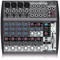 Mesa Behringer Xenyx 1202fx 12 Canais, 00672 Musical Sp