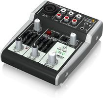 Interface Usb 1 Mic 2 Entradas Rca Eq Behringer Xenix 302usb