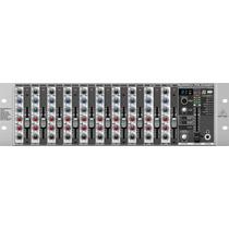 Mesa De Som Behringer Rx1202fx Mixer 12 Canais Com Efeitos
