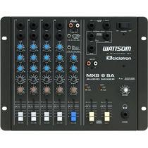 Ritmus : Ciclotron Mxs6 Sa : Mesa De Som Stereo 6 Canais