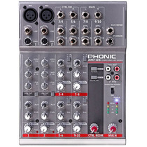 Mesa/mixer Phonic Am105 - Ms0033