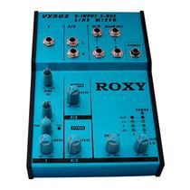 Mesa Analógica Roxy Vx 502