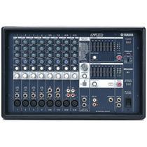 Mesa De Som Amplificada 12 Canais 16 Efeitos Emx212s Yamaha