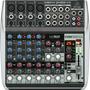 Mesa De Som Behringer Xenyx Qx1202usb Mixer Analogico
