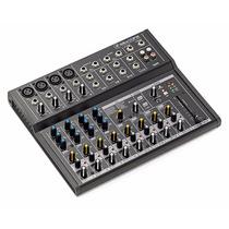 Mesa De Som Mackie Mix12fx 12 Canais Compact Mixer C Efeitos