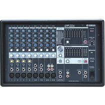 Mesa De Som Amplificada 12 Canais 16 Efeitos Emx312sc Yamaha
