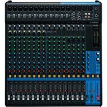 Mesa De Som Yamaha Mg20 Na Loja Cheiro De Musica 20 Canais
