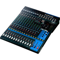 Mesa De Som Analógica 16 Canais Mg16xu Yamaha