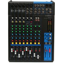 Mesa De Som Yamaha Mg12 | Mixer | Original | Nfe | Garantia!