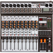 Mesa Soundcraft Sx1202fx Usb 12 Canais, 11572