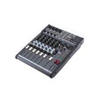 Oferta ! Phonic Am 1204fx Mixer Mesa 8 Canais C/ Efeitos