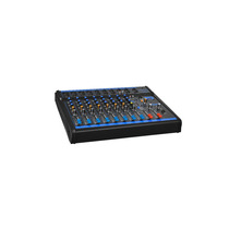Mesa De Som Mixer Oneal Omx 8 Usb Com 8 Canais Bivolt