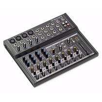 Mesa De Som Mackie Mix12fx 12 Canais C/ Efeitos
