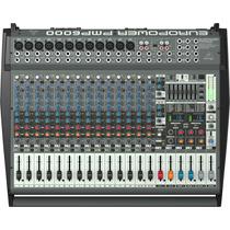 Mesa Amplificada Behringer Pmp6000 20canais, 02082 Musicalsp