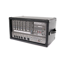 Phonic Powerpod 620p Mixer Amplificado Cabeçot Frete Grátis