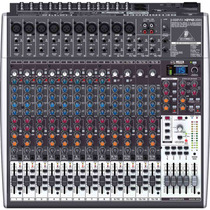 Mesa De Som Behringer Xenyx 2442 Usb C/ Efeitos E Garantia!