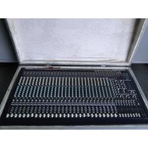 Mesa Behringer Eurodesk Mx 3282a Com Hard Case