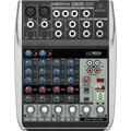 Mesa Xenyx Q 802 Usb Mixer Compacto Behringer Q802 Usb