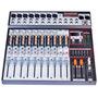 Mesa De Som Mixer Sx 1202fx 12 Canais Selenium