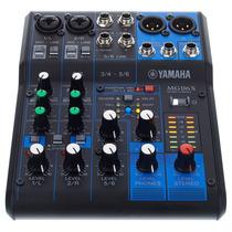 Mesa De Som Yamaha Mg 06x 6 Canais Spx - Loja Oficial Yamaha