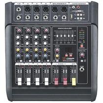 Mixer Amplificado Mx50 Usb Soundpro