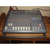 Mesa De Som Amplificada Yamaha Modelo Emx-2000.