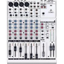 Mesa De Som Behringer Eurorack Ub1204-pro Mixer Dj