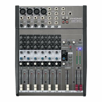 Mesa Som Phonic Am 1204 Mixer 8 Canais