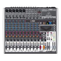 Mesa De Som Behringer Xenyx X1832usb Mixer Analógico Oferta