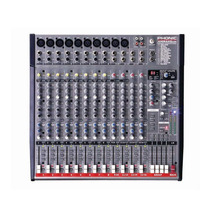 Mesa De Som Phonic Am844d Com Usb - 012313