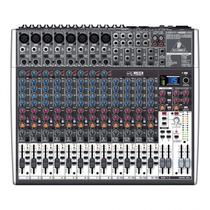 Mesa Behringer Xenyx X2222 Usb Na Loja Cheiro De Musica !!