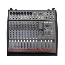 Mesa Amplificada Phonic Powerpod 1860 Pv
