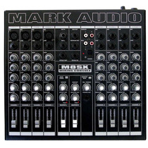 Mesa De Som Mark Audio M8sx