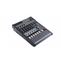 Mesa De Som Phonic Am 1204 Fx Mixer 8 Canais