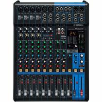 Mesa De Som Yamaha Mg12xu C/ Efeitos