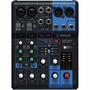 Mesa De Som Analógica Yamaha Mg06-x Com Efeitos