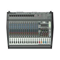 Mesa Amplificada Pmp6000 - Behringer