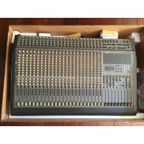 Mixer Mesa De Som Tascam M-2524, 24 Canais, Em Ótimo Estado