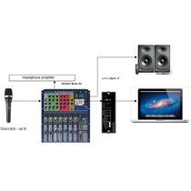 Soundcraft Placa De Gravaçao Multi Digital Pronta Entrega