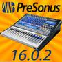 Mesa De Som Presonus Studiolive 16,0,2 Digital Mixer