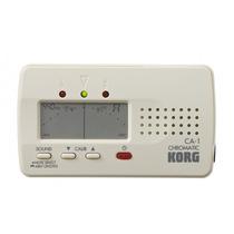 Afinador Eletrônico Korg Ca1 Loja Bolero Music Nf E Garantia