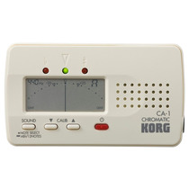 Korg Ca-1 - Afinador Cromático Compacto + 1 Ano De Garantia